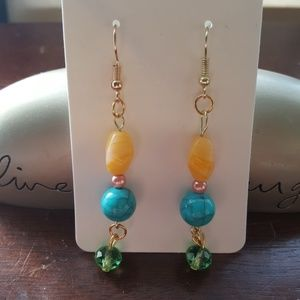 Colorful/ Bright/ Fun/ Pretty/ Statement Earrings